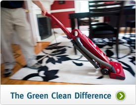 Green Clean Difference